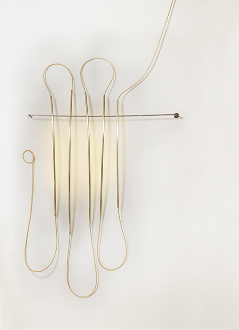 Line Drawn Lamp