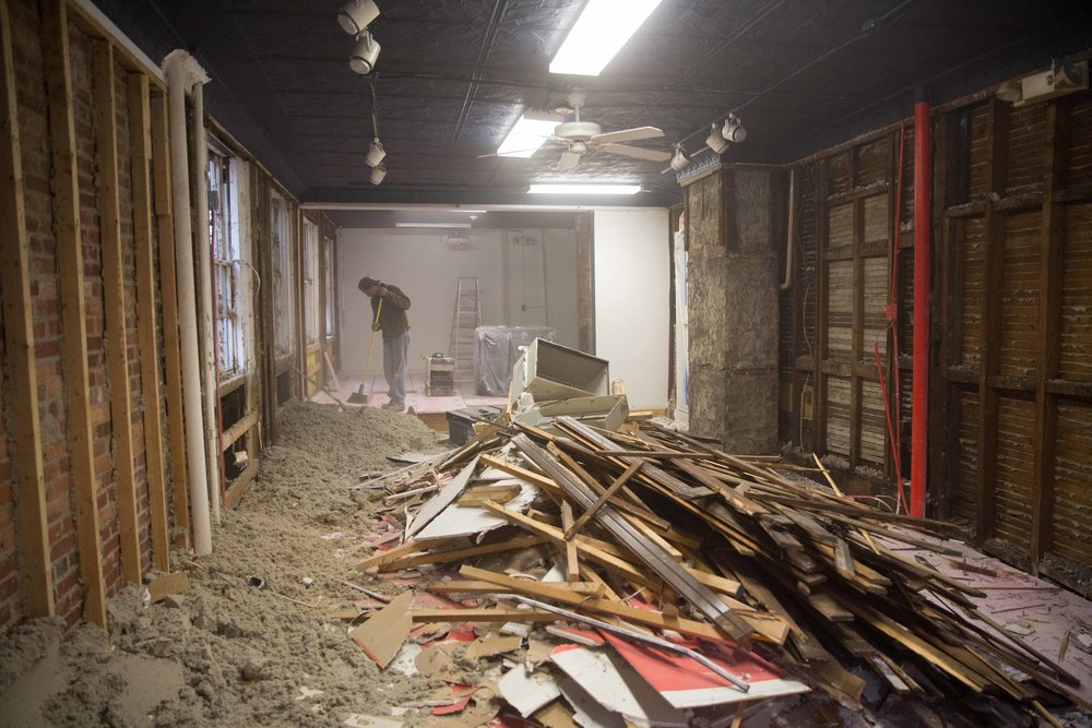 EMW Bookstore Renovation, 2015 Capital Infrastructure Project