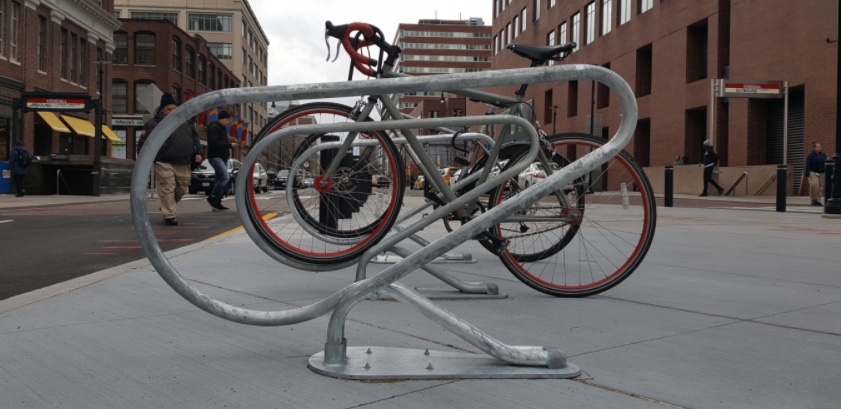 Flycycle High Density Bike   Parking, 2016 Innovation Experimentation Project