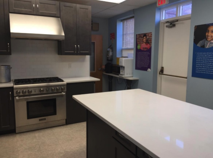 East End House Kitchen Renovation, 2016 Infrastructure Project