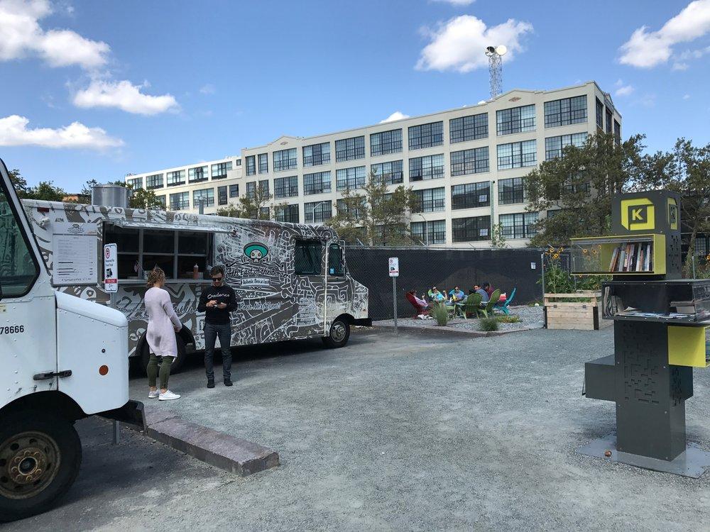 3rd & Binney Food Trucks