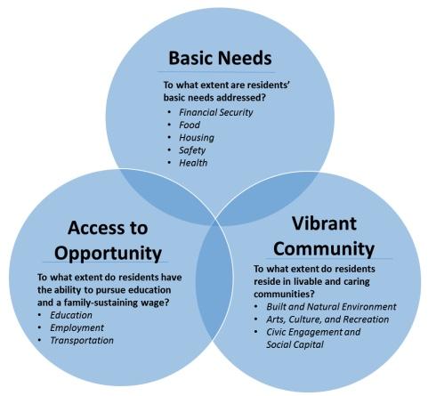 Cambridge Community Needs Framework (image from  Cambridge Needs Assessment  report)