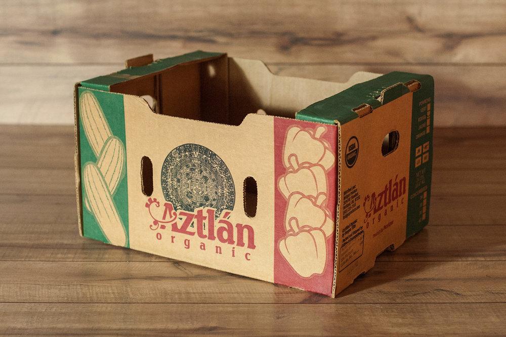 Aztlán Organic -