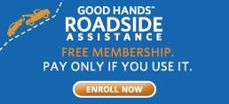 Allstate's Good Hands Roadside Assistance