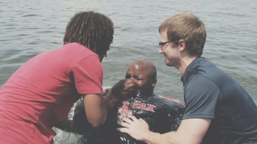 BAPTISM - Baptism can be a powerful step in your relationship with God. It is a picture of the work of Jesus in your life.