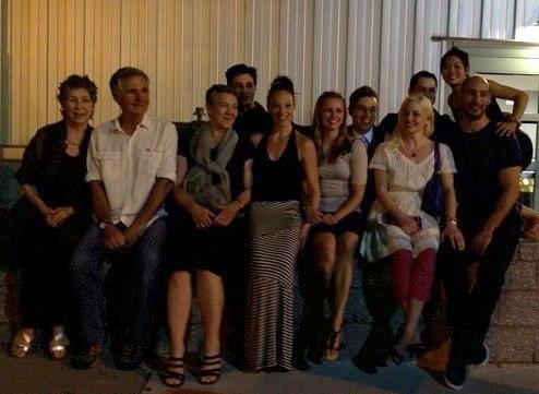 AC/P Cast - 2012 @ Portland Arts Festival, Merrill Auditorium