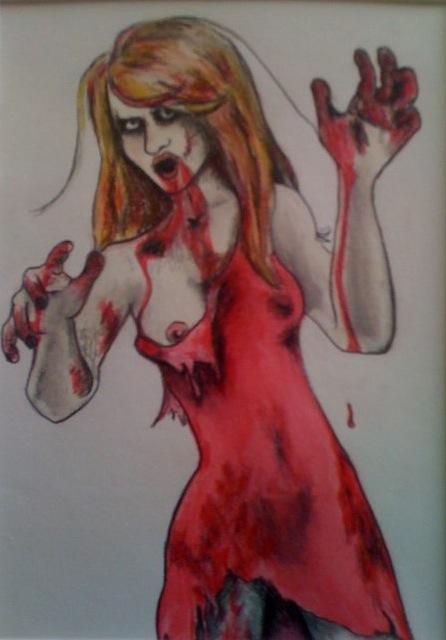 Hooker Zombie