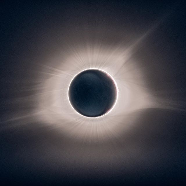 totality from the smokey mountains. currently riding shotgun with a blanket over my head, merging multiple exposures into an HDR... improperly, but digging what it did to the moon! more soon.