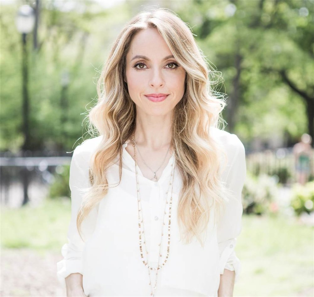 Gabrielle Bernstein - Strong In The Broken Places by Quentin Vennie