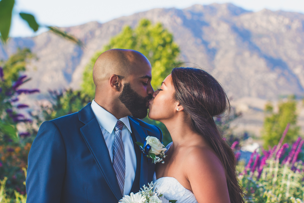 Golden hour Wedding | Riverside, CA