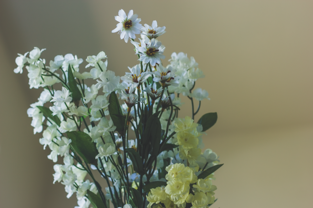 ART IS BEING-Photography-Wedding-Faux-Flowers