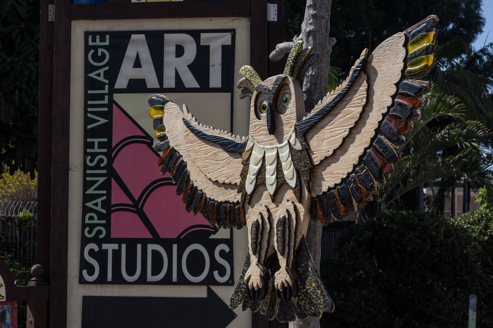 Art Is Being San Diego Spanish Village Art Studios San Diego Balboa Park Photography
