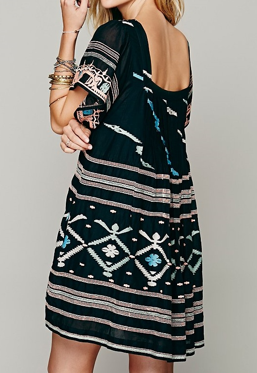 Rio Dress, part of Free People's New Romantics collection, Spring 2014.