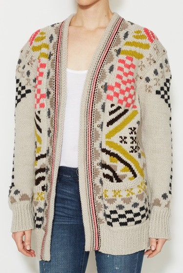 Antik Batik Madrid Fly Away Cardigan.