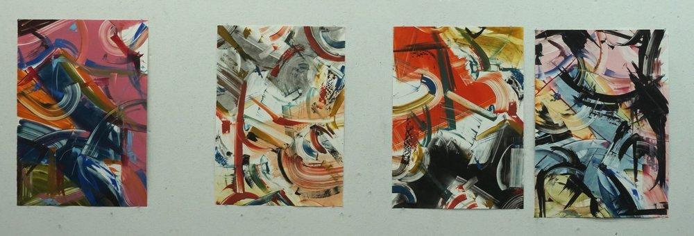 Jadi Haynes  Monotype (series of 4)  Monotype 1
