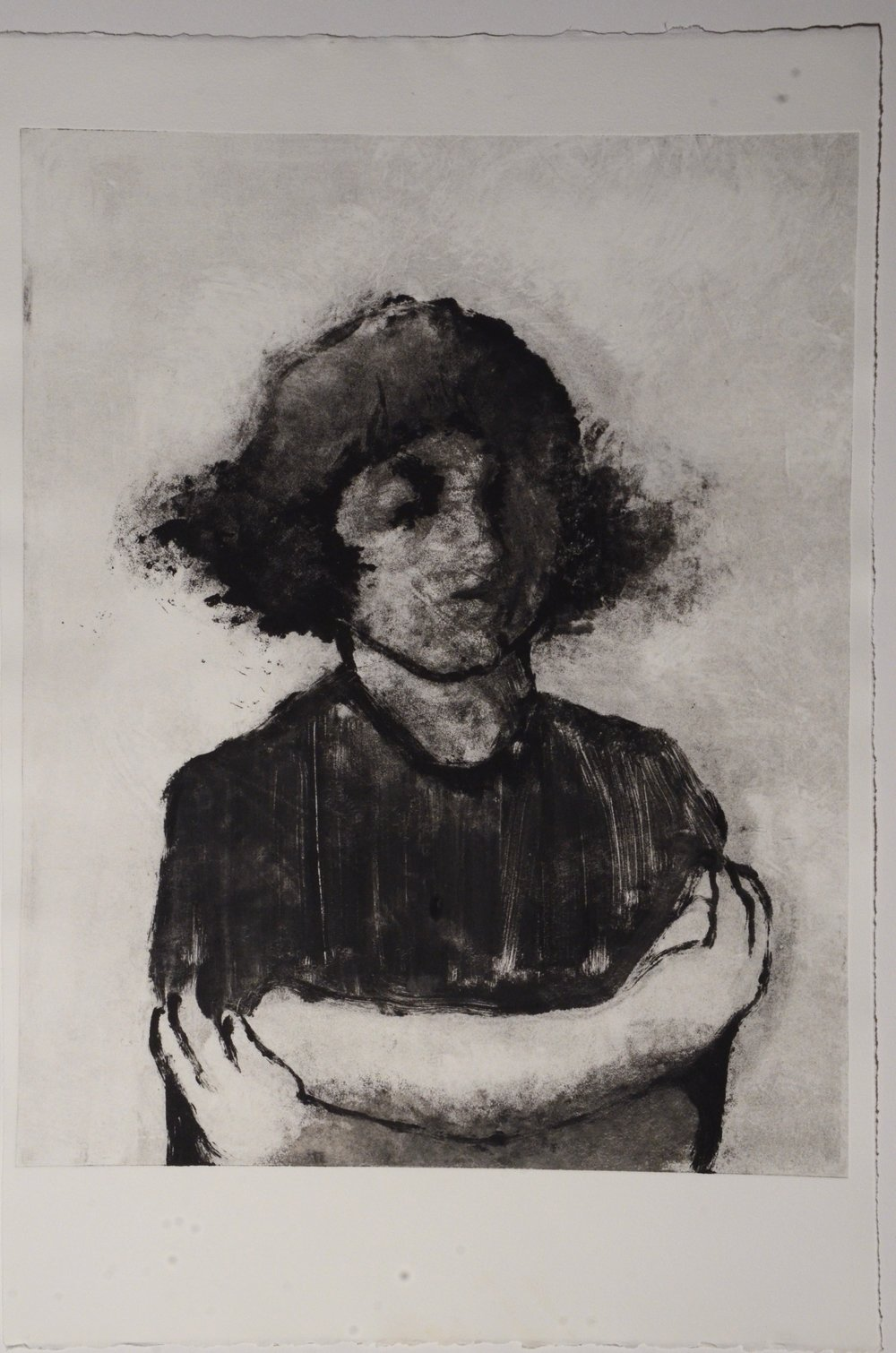 Mariangela Le Thanh  Monotype  Directed Study