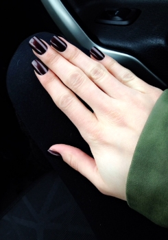 Fake Nails from Photoshoot