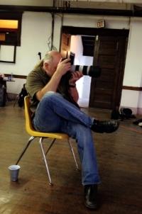 Photo of Photographer Dan Minicucci ...taking photos