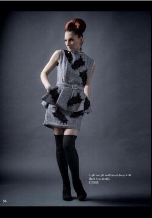Drea Designs Featured in i-Fashion Magazine Photo by Dan Minicucci Photography