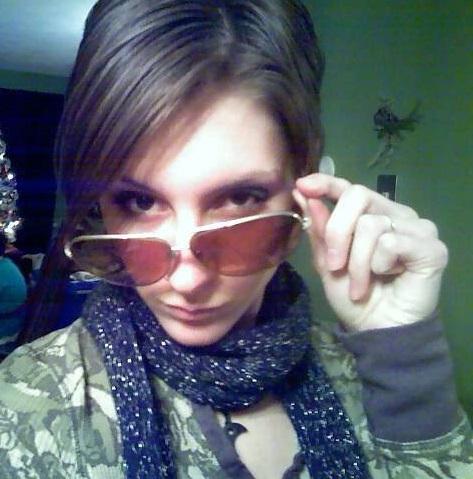 Short natural hair color 2010