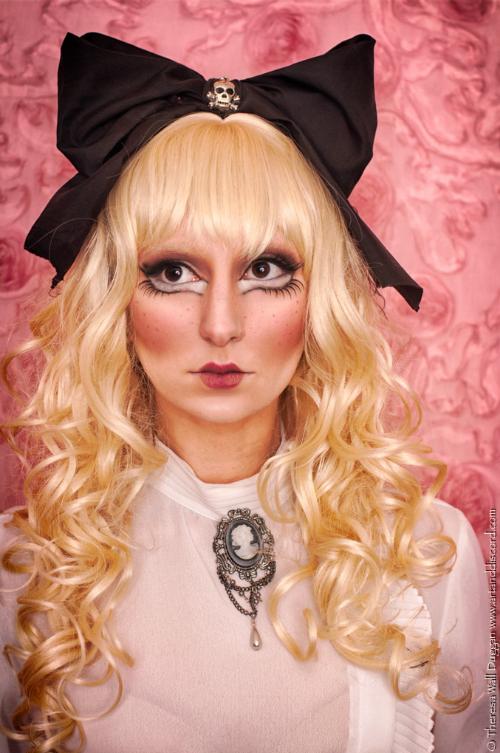 Art and Discord Photography, Killer Instinct Hair and Makeup