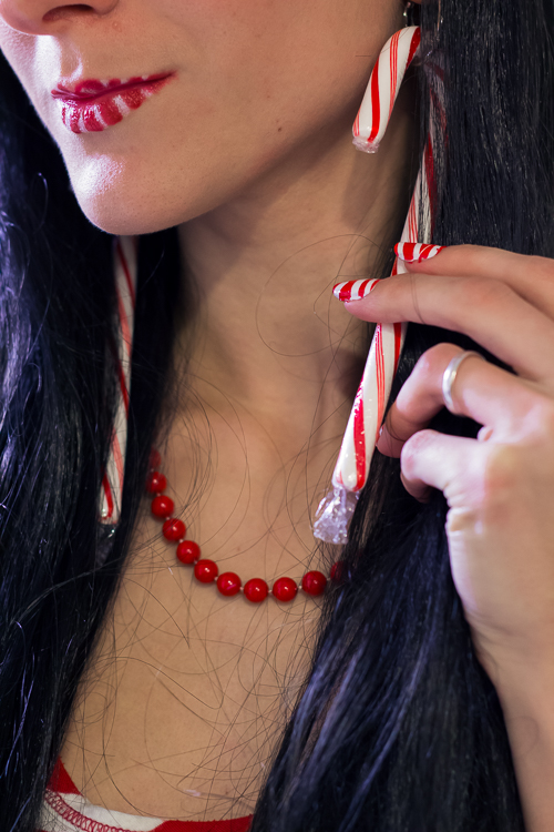 Candy Cane Inspiration for December