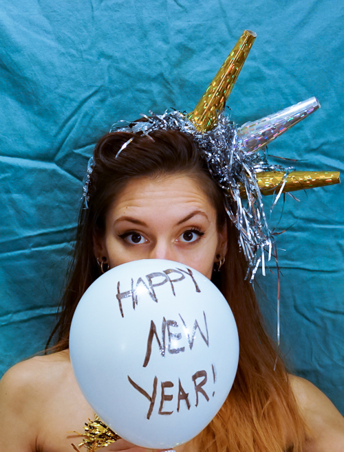 Happy New Year from Side B Modeling!