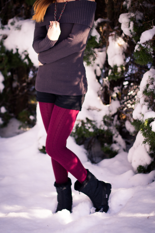 """One of my favorite """"Winter Outfits"""""""