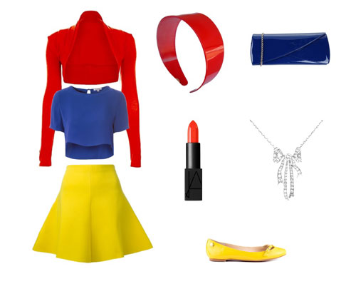 Snow White - Based off Snow White and the Seven Dwarfs