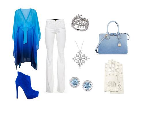 Elsa - Based off Frozen