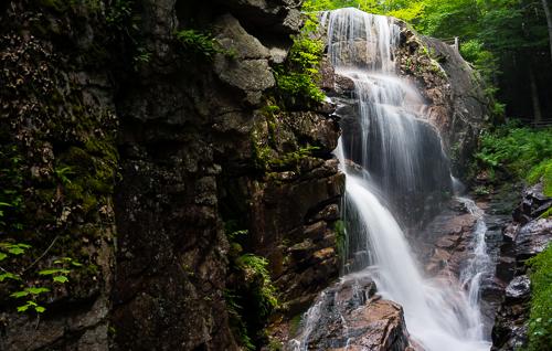 The Flume Gorge -White Mountains, NH