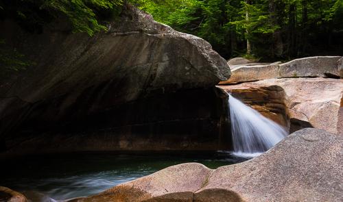 The Basin - White Mountains, NH
