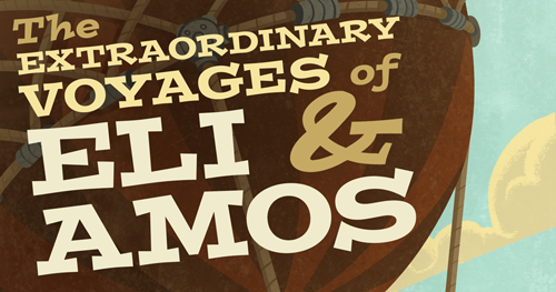 The Extraordinary Voyages Of Eli & Amos Cover
