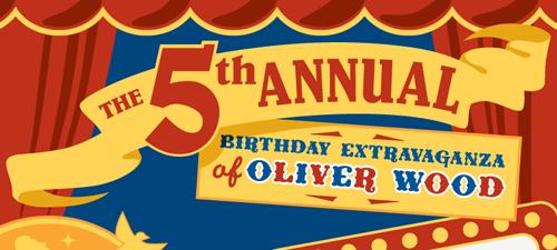 Carnival Birthday Poster
