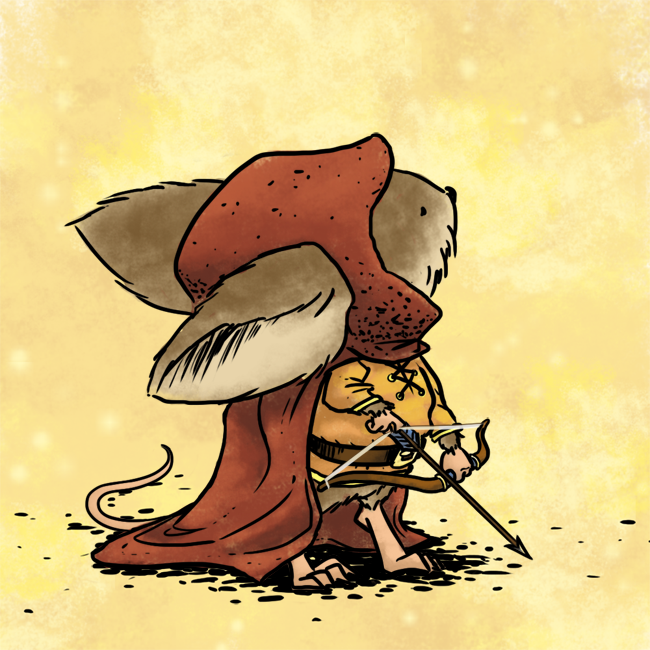 Mouse Guard © Jason Williams