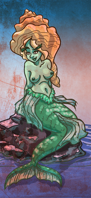 Mermaid © Jason Williams