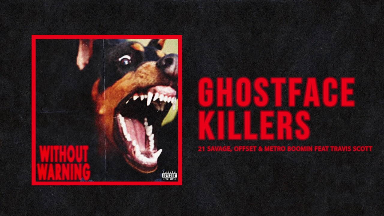 GHOSTFACE KILLERS — McFlyy© Studios, Inc