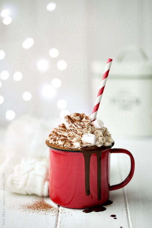 Pinterest  Warm milk and chocolate with marshmallows and whipped cream. YUM!Hot Chocolate can easily be jazzed up with Nutella, peppermint, caramel, or any of your favorite flavors to make this classic drink even more delicious!
