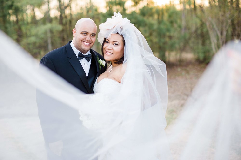 Carolyn & Aaron Real Wedding  Photo By Forage and Film Photography  Featured on Trendy Bride