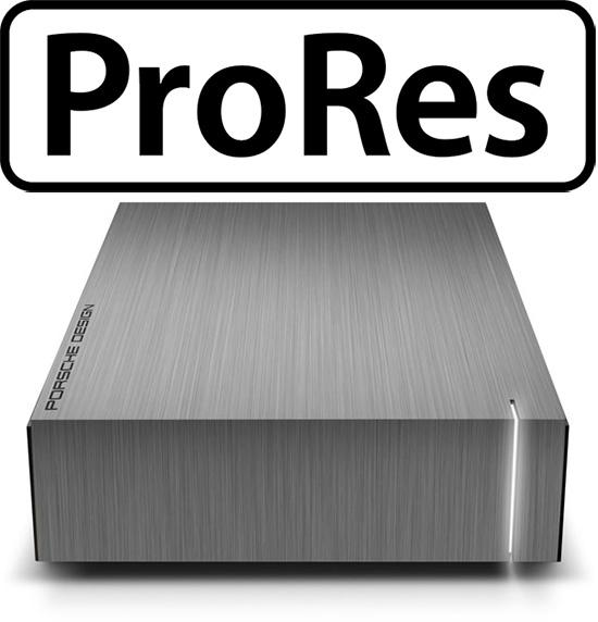 Digital files, Quicktime, Apple Prores, Avid DNX