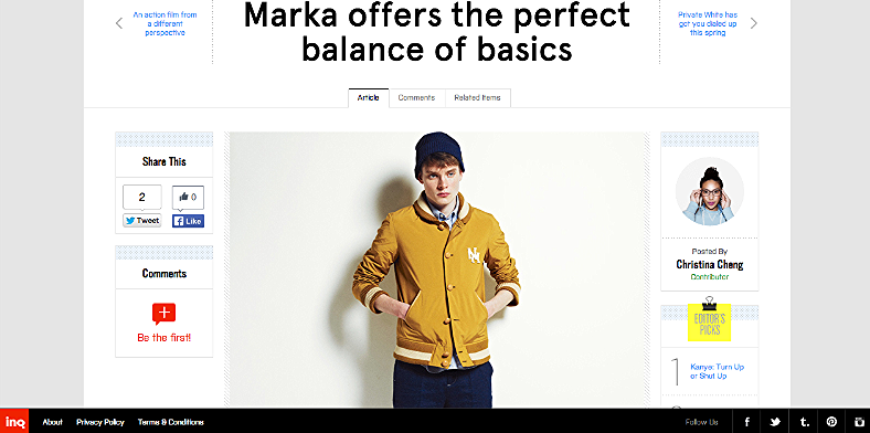 Marka offers the perfect balance of basics http://inqmind.co/2013/03/marka-offers-the-perfect-balance-of-basics/