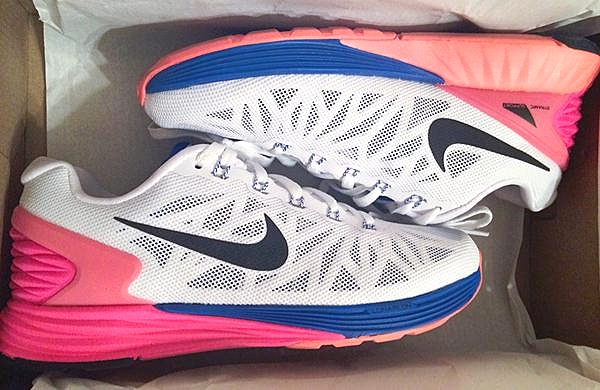 brand new 9dc82 f06d7 ... switzerland upon arrival i was gifted a new pair of nike womens  lunarglide 6 to test