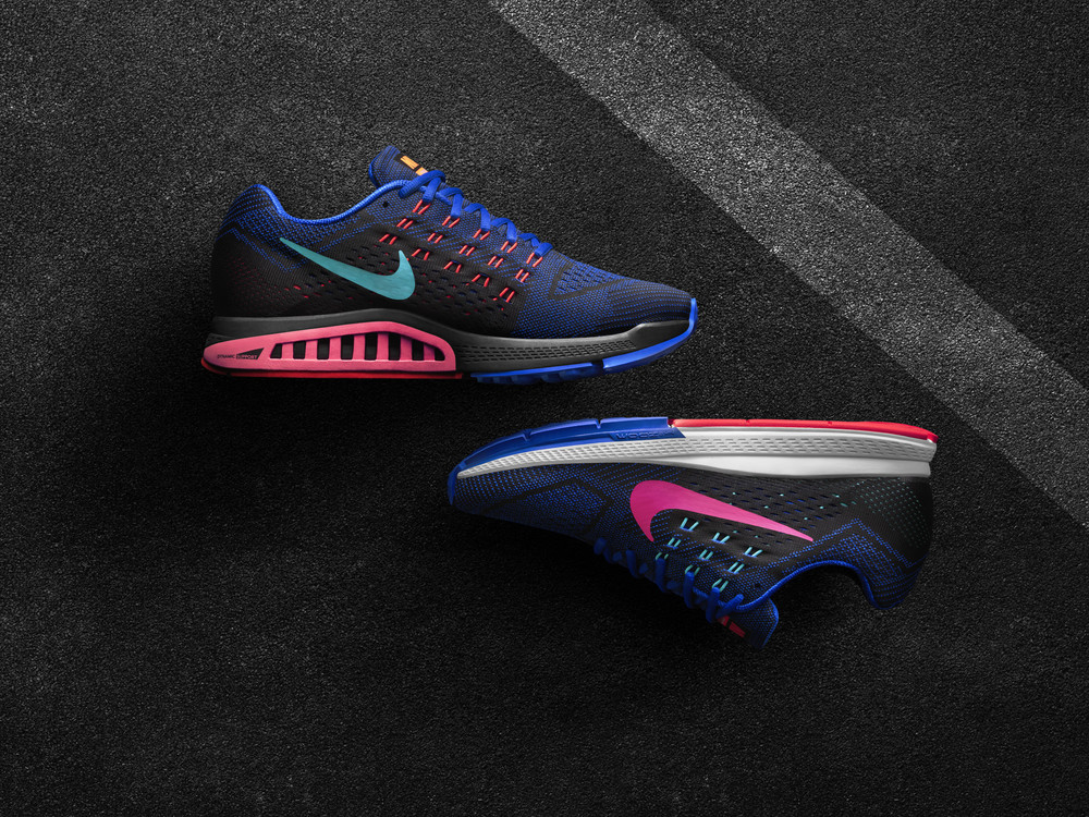 95ea9c05db04 Nike Zoom Structure 18 Launch - Queen West Run Club - The Loft ...