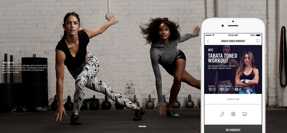 After a strong and solid 2014, Toronto\u0027s Nike Women crew earned over 35,000  minutes on the N+TC app \u2013 helping earn North America a total of 95 million  ...