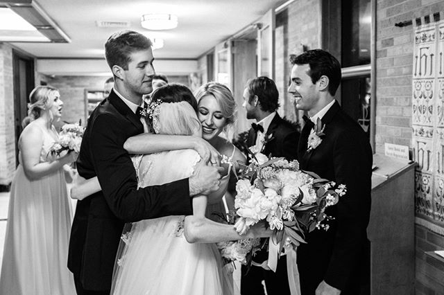 The sibling bond is something I love to watch for at weddings. There is so much shared life behind one hug like this. It's an honor to be able to be in the circle and watch for moments like these. #bridesofok #wedding #weddingphotographer #okweddingphotographer #embracethegrain #junebugweddings #weddingchicks #35to220  #thisisreportage  #thebridalstory #southernweddings #greenweddingshoes #justmarried #marthaweddings #weddinginspo #engagementphotos #lookslikefilm  #documentaryweddingphotography #huffpostido #theknot#ohwowyes #aisleperfect #insideweddings #engagementphotographer #engagementphotography#ruffledworthy #oklahomaweddingphotographer #lightinspired #letrealhappen