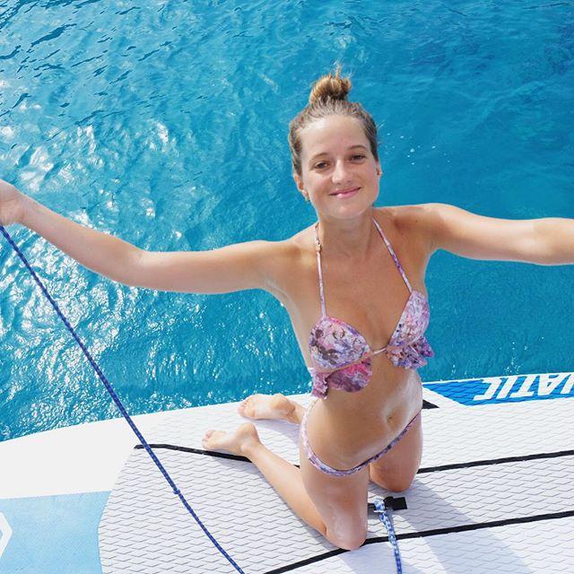 Daiiii abraccio & morning swim 💦
