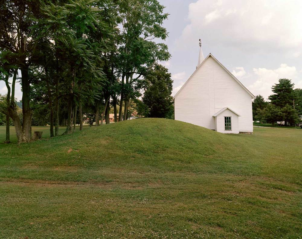 Zaleski Methodist Church Mound, Zaleski, OH