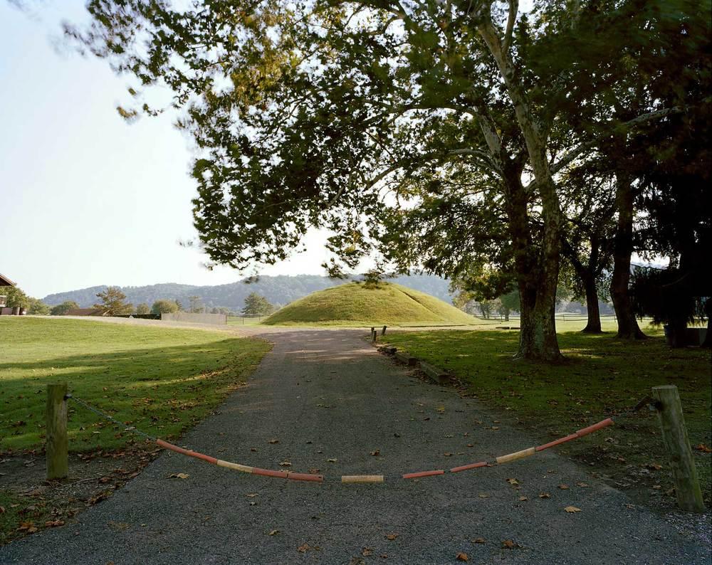 Poorhouse Mound, Shawnee Park, Dunbar, WV