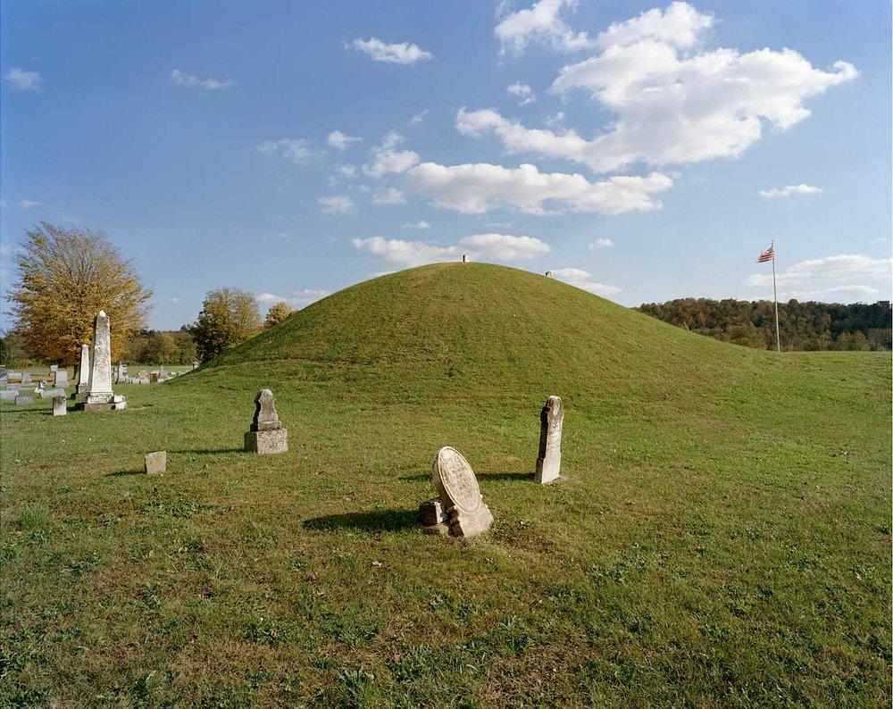 Mound Cemetery, Piketon, OH