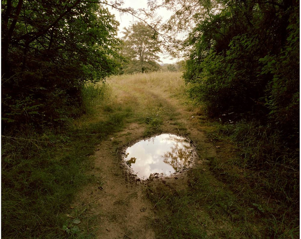Puddle, Hopewell Mound Group, Ross County, OH